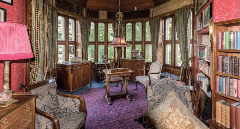Lauriston Castle Interior