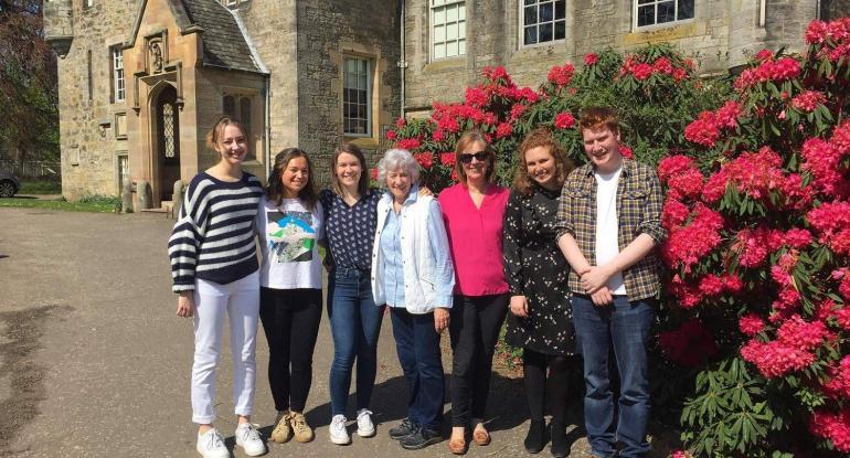 Museums & Galleries Edinburgh volunteers