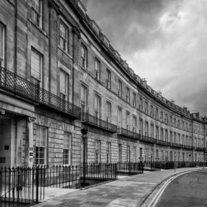 Colin McLean, Atholl Crescent. © the artist