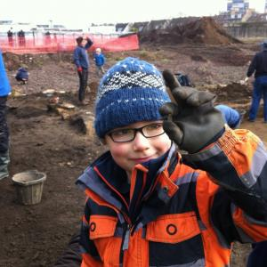 Community Excavations at Fort Leith