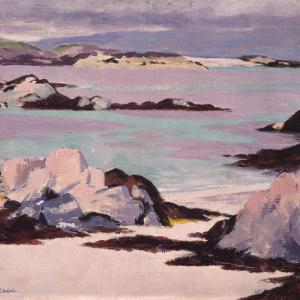 F. C. B. Cadell, Iona, unknown date City Art Centre, Museums & Galleries Edinburgh