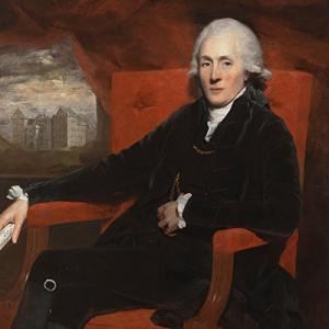 Henry Raeburn, Sir James Stirling, c.1795, oil on canvas