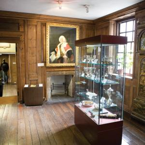 Inside the Museum of Edinburgh