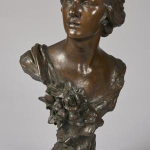 James Pittendrigh MacGillivray, Ehrna, 1918, bronze