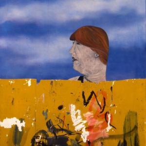 Jock McFadyen, Looking out to Sea 2, 1996 © the artist