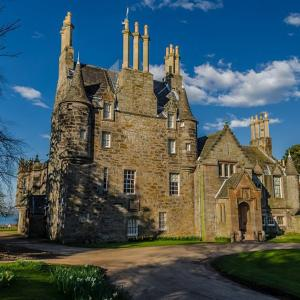 Lauriston Castle in the Summer