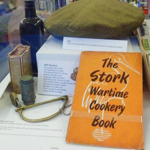 Queensferry Museum Cook book