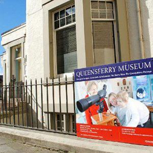 Queensferry Museum Entrance
